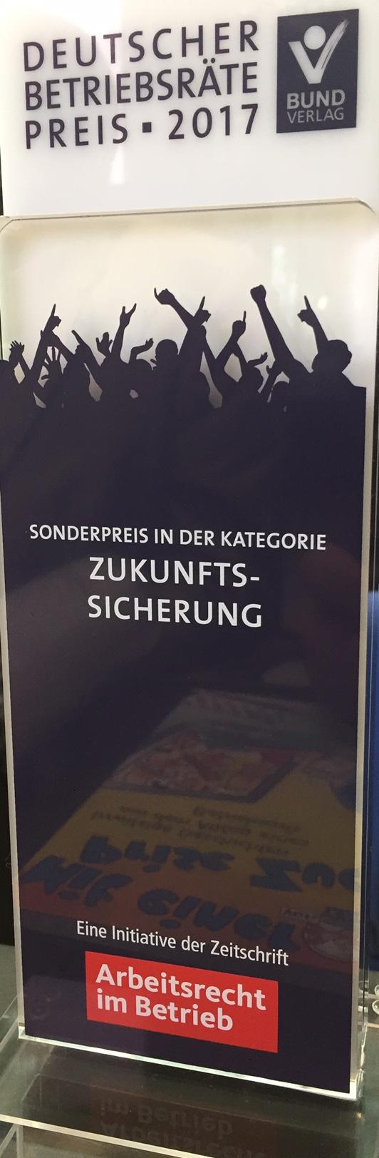 Gratulation An Die Betriebsrätinnen Der Berkenhoff Gmbh Ig Metall